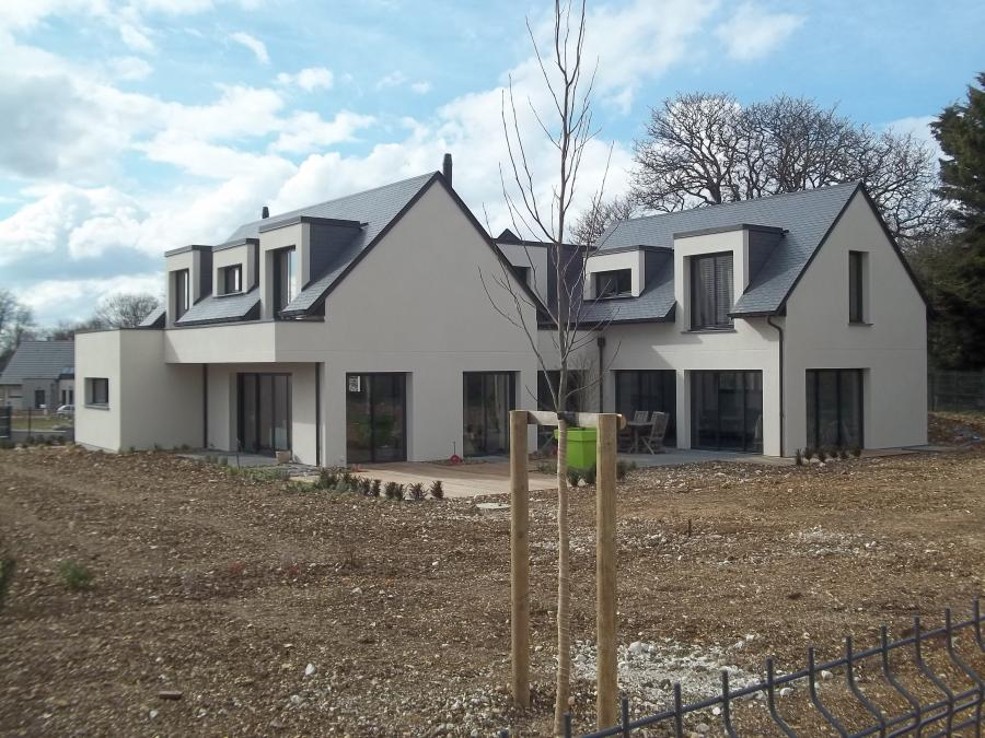 Maison individuelle amiens constructeur maison maison for Constructeur maison architecte